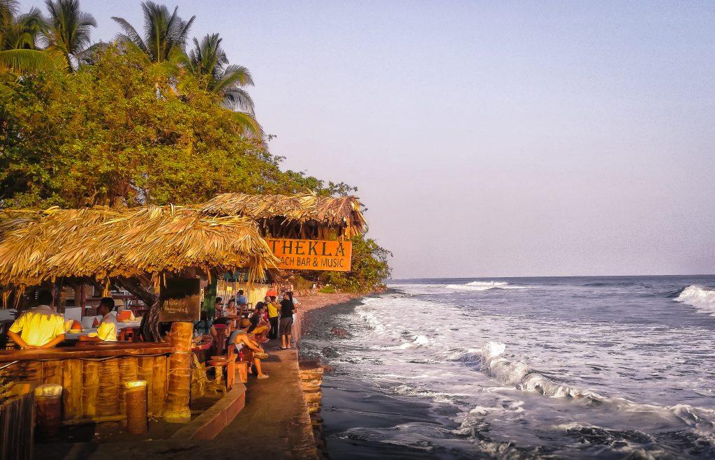 El Salvador Playa el Tunco