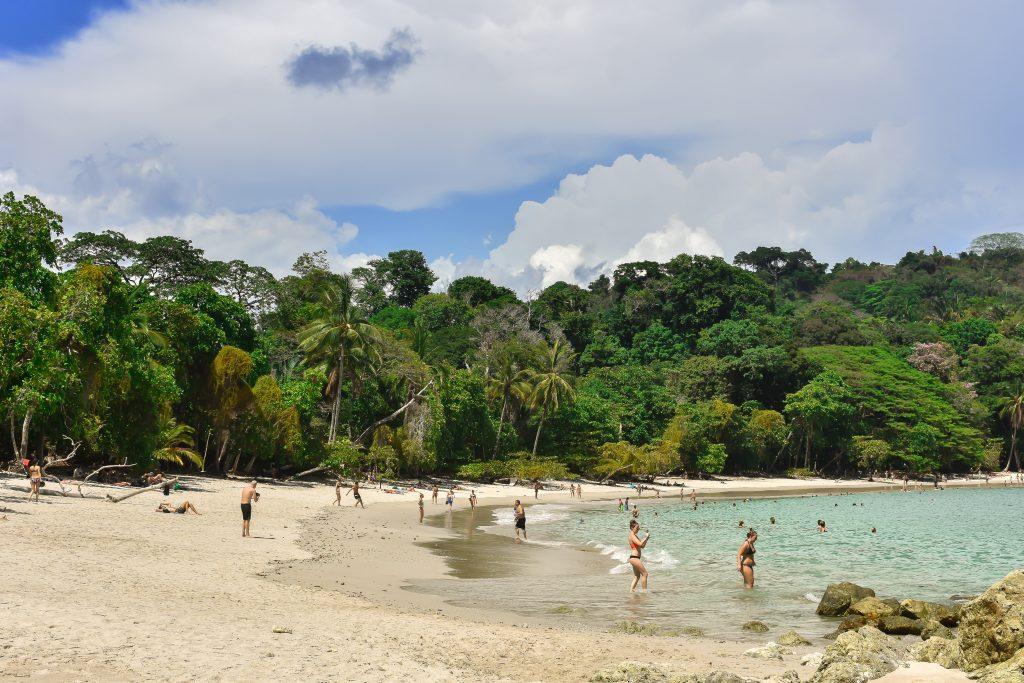 Spiaggia di Manuel Antonio